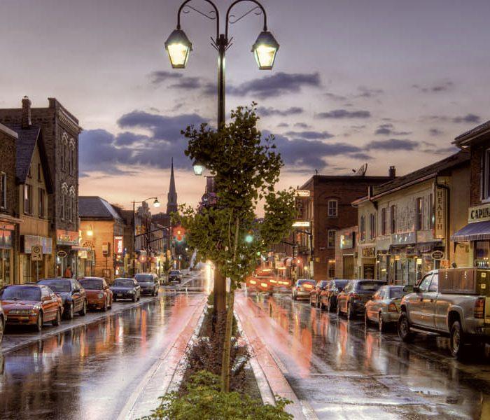 Town of Halton Hills: Economic Development Strategy 2013