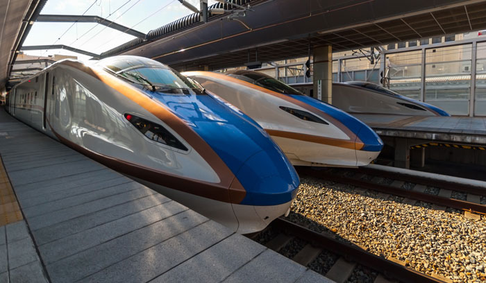 5 on Friday: High Speed Rail's Economic Potential