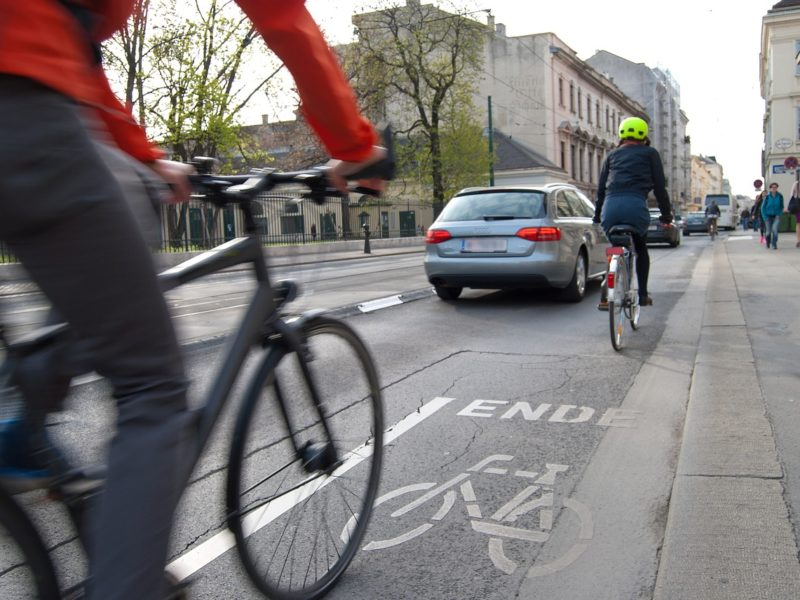 5 on Friday: The Economics of Cycling