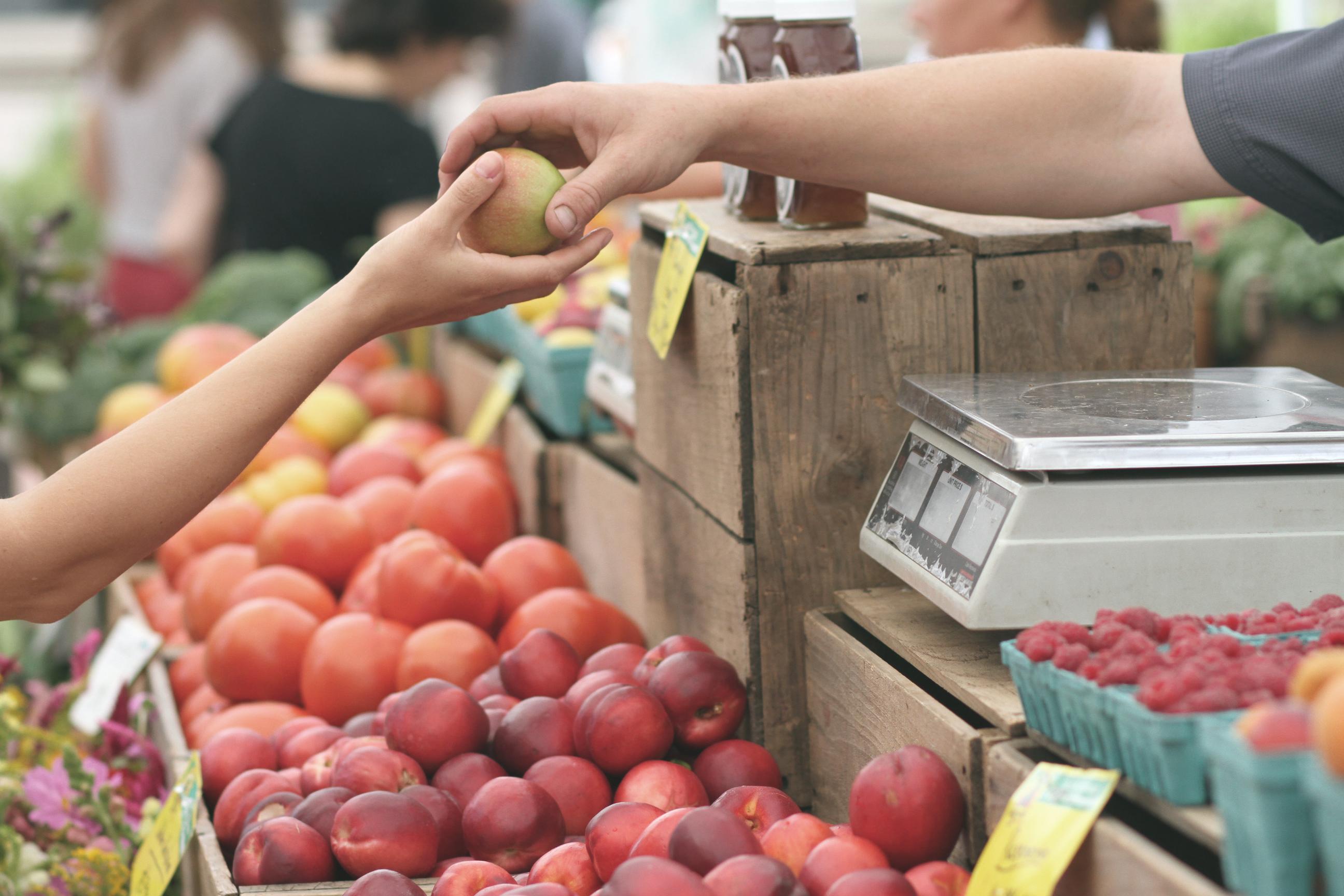 5 on Friday: Farmers' markets