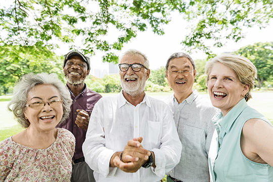 5 on Friday: Canada's Aging Population
