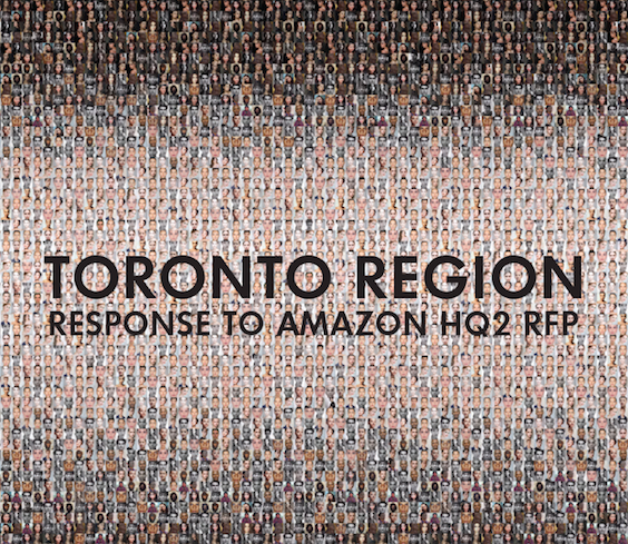 5 on Friday: Amazon's HQ2