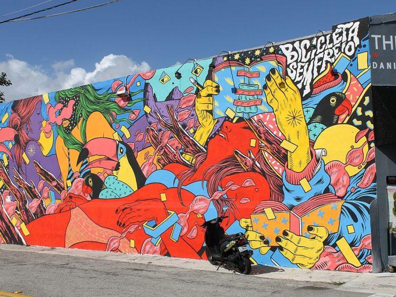 5 on Friday: Street Art