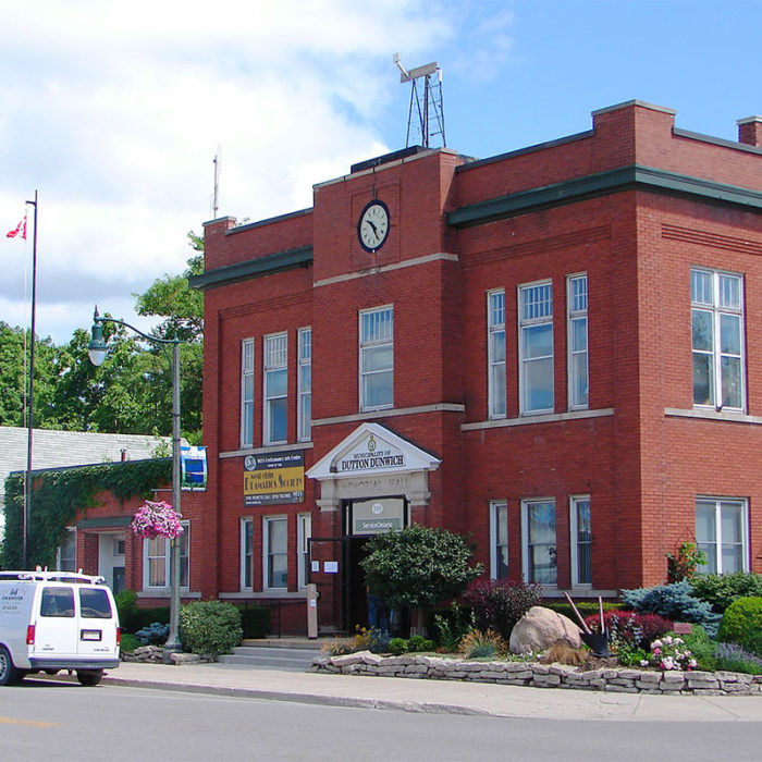 Dutton Dunwich Community Economic Development Plan